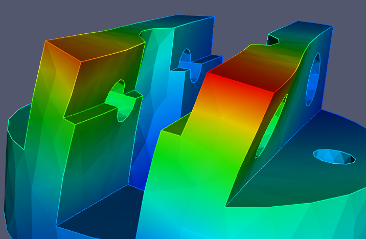 Cloud based FEA Simulation